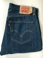 Levi 501 W36 L30 Men's Jeans Straight Leg Button Fly