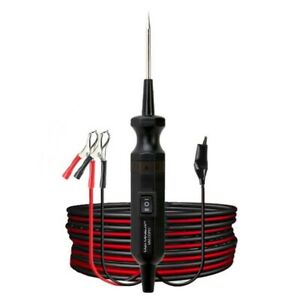 Automotive Power Probe 6-24 Volt Digital Multi Tester Circuit Tester 4m Lead
