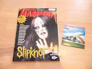 Metal Hammer 06/04 mit CD, Slipknot, Motörhead, Annihilator, Therion, Nightwish