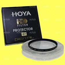 Genuine Hoya 67mm Digital HD Lens Protector Clear Filter
