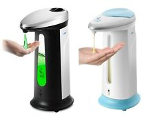 400ml Automatic Liquid Soap Dispenser Smart Sensor Touchless ABS Dispensador New