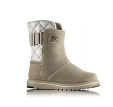 Sorel Rylee Women's Winter Boots NL2781/271 Fossil RRP £110 NEW