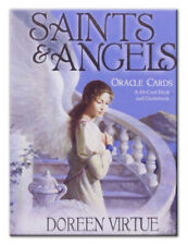 Saints And Angels Oracle Cards, Doreen Virtue PhD, 44 Cards and Guide Book, NEW