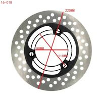 Rear Brake Disc Rotor for Honda CBR 250R/400F/400R/500F/600F MC16 MC18 MC19 MC21