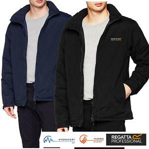 Regatta Mens Classic Padded Insulated Jacket Hydrafort 5000 Waterproof New