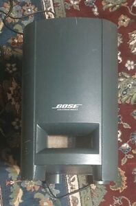 Bose PS3-2-1  Series II Subwoofer Only - Powered Speaker System with power cord