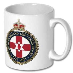 Northern Ireland 100th Anniversary Mug 1921-2021