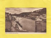 THE  HARBOUR ,  LOOE     ,    CORNWALL   ( 70p )