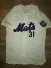 Mike Piazza #31 New York Mets MLB Jersey Small SM