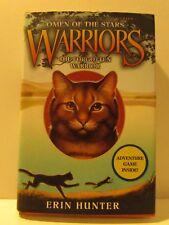 WarriorCats The Forgotten Warrior Hardback Book Erin Hunter 2011 good condition