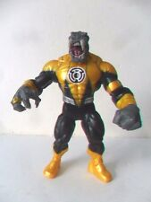 DC Direct Blackest Night Arkillo Yellow Lantern 7 inch Action Figure
