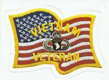 ARMY 101ST AIRBORNE VIETNAM VETERAN  Sticker Decal