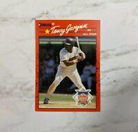 Rare 1990 Tony Gwynn All-Star Donruss Card #705 (JUST-OPENED) Plus FREE GIFT