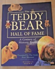 The Teddy Bear Hall of Fame - Michele Brown - By the Teddy Bear Museum