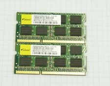 KIT MEMORIA  NOTEBOOX ELIXIR 4GB (2 X 2GB TOT 4Gb) 2RX8 PC3-10600S DDR3 1333MHZ