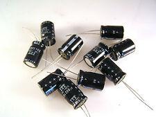 ITT Radial Electrolytic Capacitor 220uF 25V -40- +85' 10 pieces OL0153g