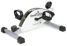 DeskCycle Tt-Dsc Desk Bike Pedal Exerciser - White