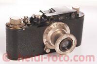 Leica DRP 1933 Standart schwarz body #102185 IF incl.5cm 50/3.5 Leitz M ELMAR