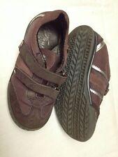 Veel - scarpe con chiusura a velcro - N° 29 - colore tipo prugna - USATE