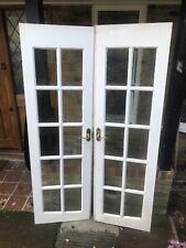 GLAZED INTERNAL DOUBLE DOORS