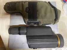 Leupold Gold Ring 12-40x60mm Spotting Scope And Phone Scope Adapter