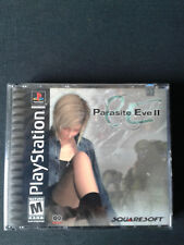Sony PlayStation PS1 Parasite Eve II US 2 CD Neuf sous blister-Brand New/Sealed