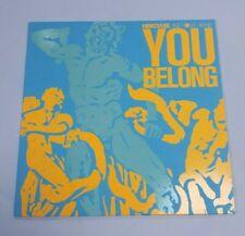 "Herculez And Love Affair - You Belong 12"" Vinyl UNPLAYED. 2008"