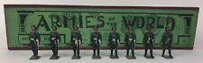Britains Pre-War Set #197 Gurkha Rifles **AA-11083**