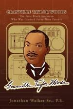Granville Taylor Woods: The First Black American Who Was Granted Forty-Nine Pate