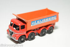 LESNEY MATCHBOX 17 HOVERINGHAM TIPPER TRUCK EXCELLENT CONDITION REPAINT
