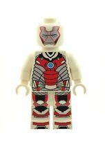 Custom minifigure blanc ironman super-héros Iron Man imprimées sur pièces lego