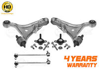 FOR VOLVO V70 2 FRONT HEAVY DUTY LOWER WISHBONE ARM ARMS BALL JOINTS DROP LINKS