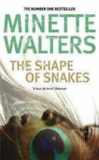 The Shape of Snakes, New, Walters, Minette Book