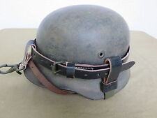 WH Steel Casco Portador de acero Marco uso M35 M40 M42 WK2 Wehrmacht WWII
