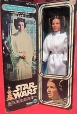 "Star Wars. Figurine vintage PRINCESS LEIA ORGANA. serie 12"". KENNER 1978"