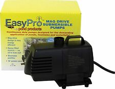 EasyPro 850 GPH Submersible Mag Drive Pond & Fountain Pump-EP850-water garden