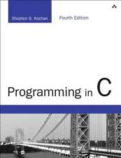 Programming in C 4th Int'l Edition