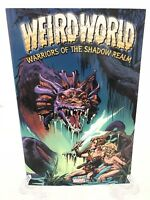 Weirdworld Warriors of the Shadow Realm Marvel TPB Trade Paperback Brand New