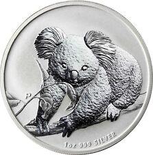 Australien 1 Dollar 2010 Koala Bär Silber Anlagemünze