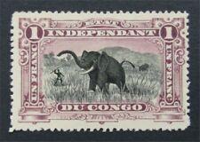 Nystamps Belgisch Kongo Stempel # 24 postfrisch OG H s17x286