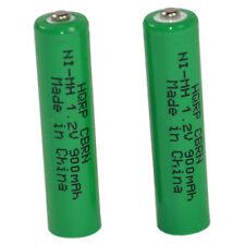 HQRP 2 baterias para Sennheiser RS110, 120, 130, RS160, RS170, RS180 auriculares