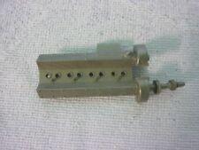 cache moteur burago bugatti type 59 1934 1/18 1/18e 1/18ème