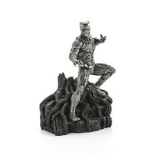 Marvel Collection Pewter Limited Edition Black Panther Guardian Statue Gift