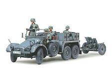 TAMIYA 1/35 Krupp Protze 1 ton (6X4) Kfz.69 Towing Truck With 3.7cm Pak Kit NEW