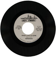 "SERENADE  ""WHEN LOVE IS GONE"" MODERN SOUL / X-OVER MOVER"