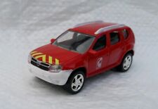Norev 3 inches Renault Toys. Dacia  Duster pompiers.   Echelle +/- 1/60
