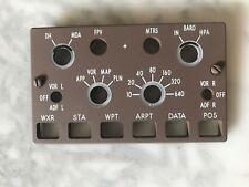 737 Back lit Efis Panel