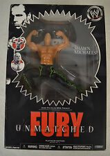 WWE Unmatched Fury Shawn Michaels Action Figure Platinum Wrestling New JAKKS 2