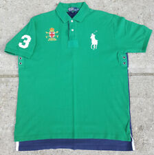 New listing Vintage Ralph Lauren Polo Mercer Team #3 Rugby Size XL