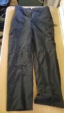 DSCP by Tennessee Apparel Corp Class 15 Black Trousers Pants Size 31R Military